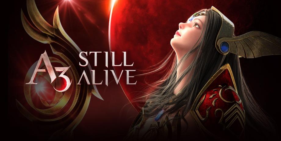 A3:Still Alive 倖存者