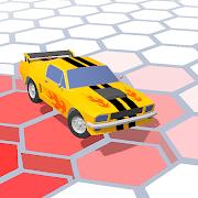 《賽車競技場》-墜落賽車