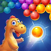 泡泡龍:原始恐龍-射蛋