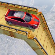 Superhero Car Stunts