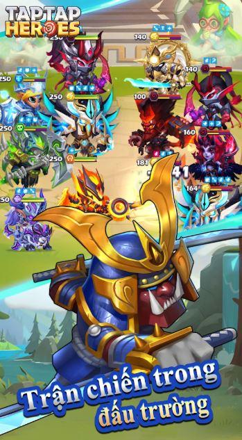Hướng dẫn Chơi Taptap Heroes trên PC 3-ibj