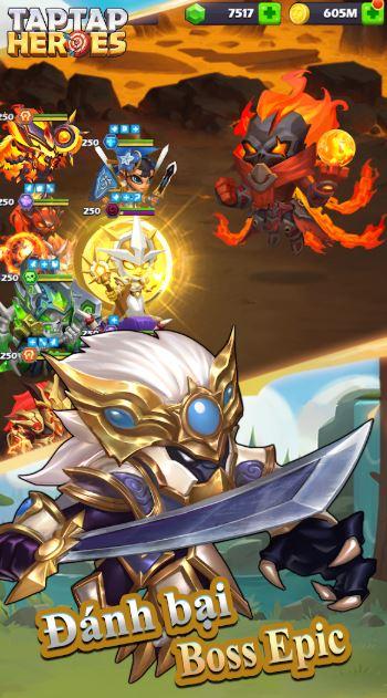 Hướng dẫn Chơi Taptap Heroes trên PC 4-jar