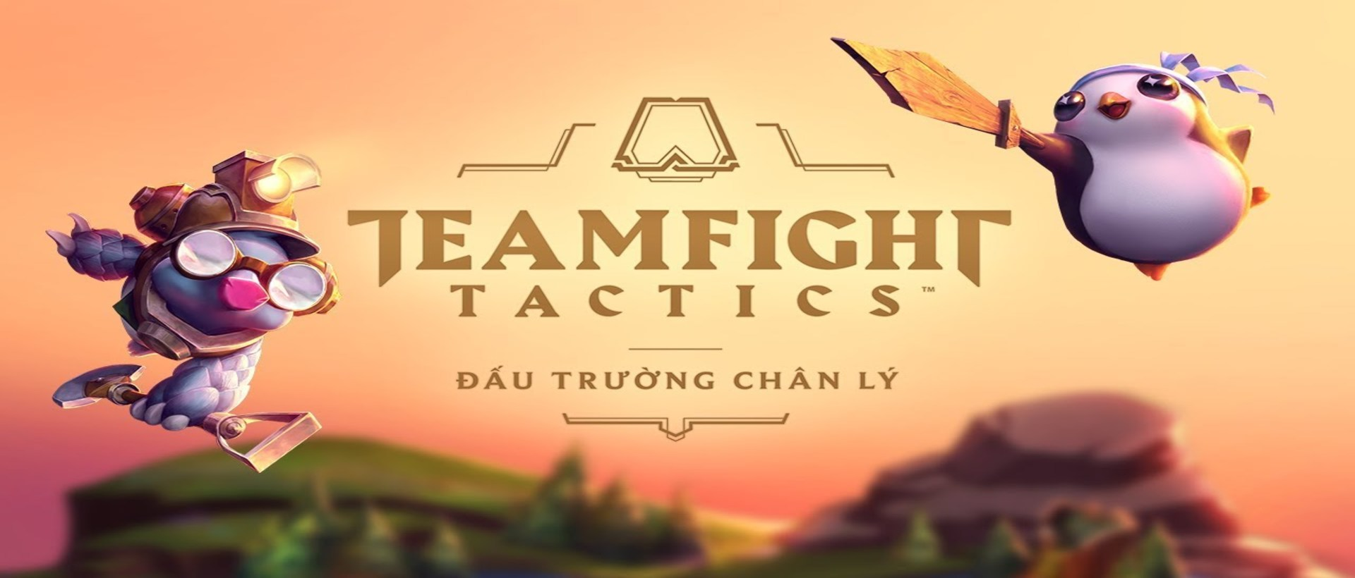 Đấu Trường Chân Lý: LMHT Teamfight Tactics