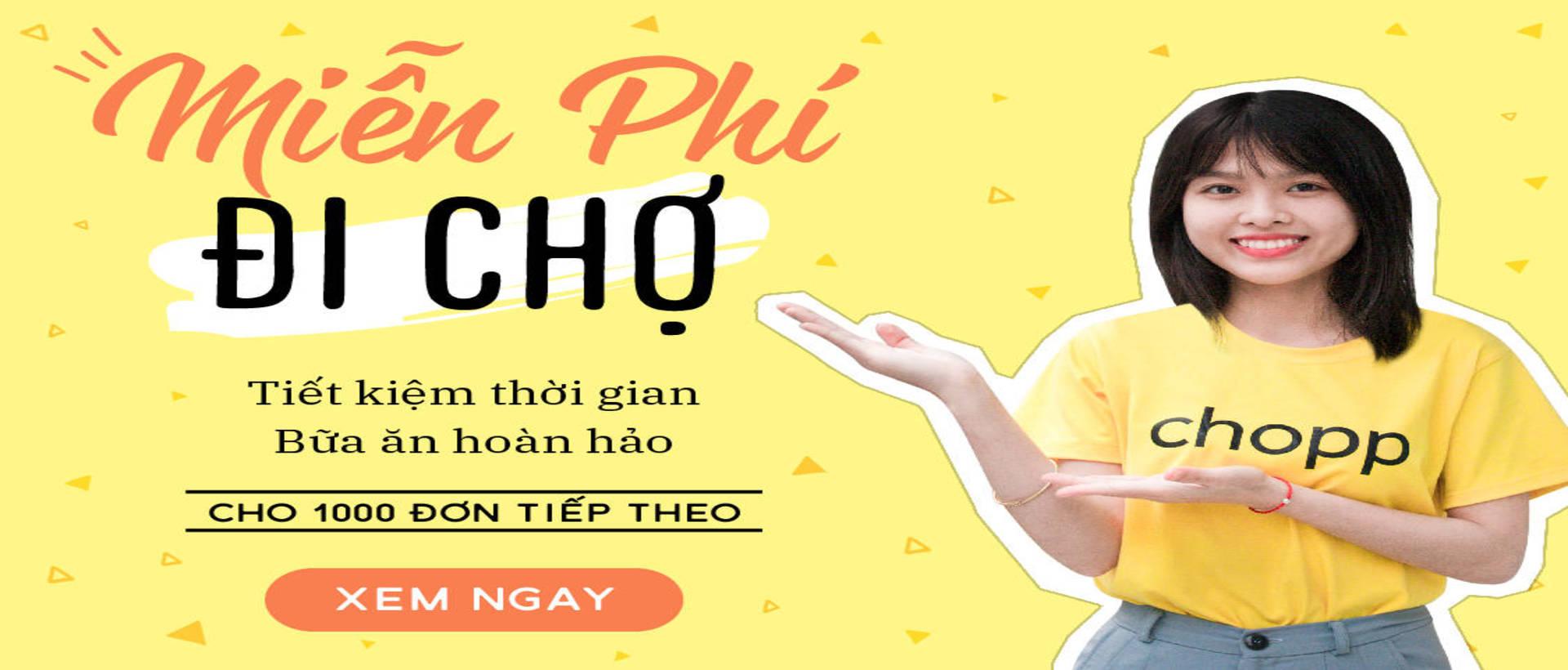 Chopp.vn - Siêu Thị Online, Sống Khoẻ Mỗi Ngày