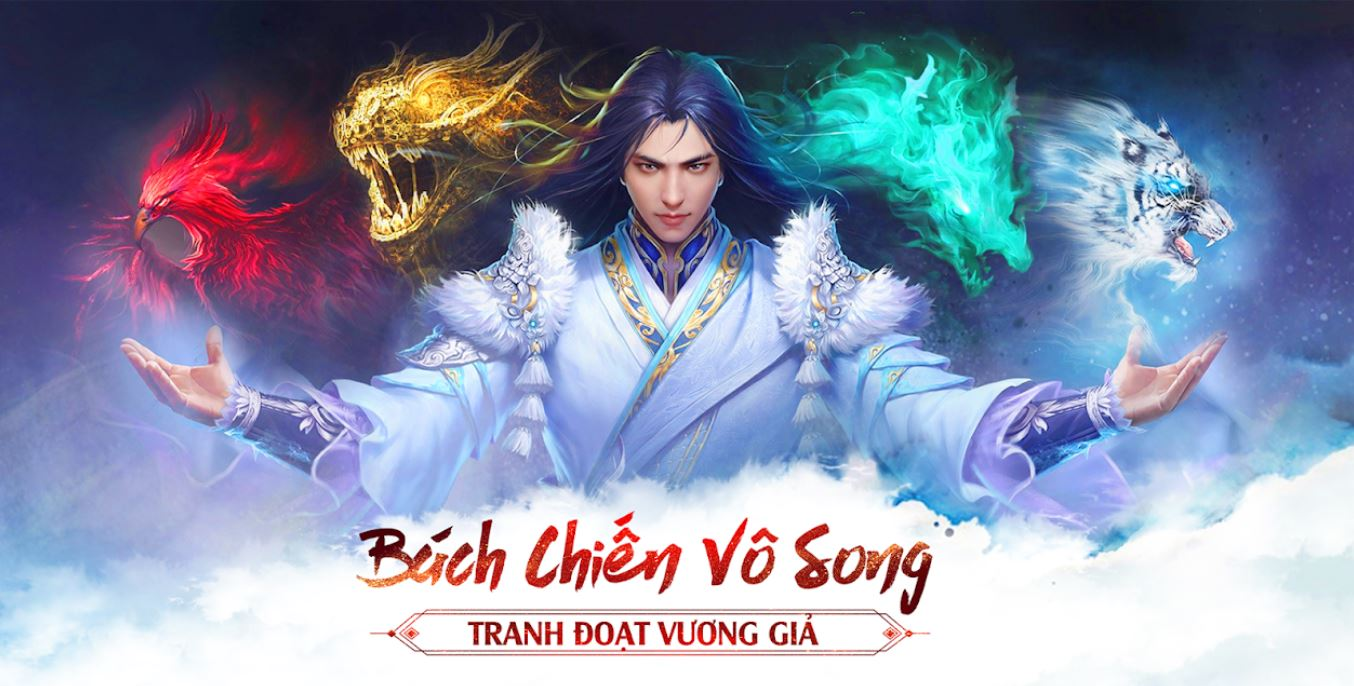 Bach chien vo song