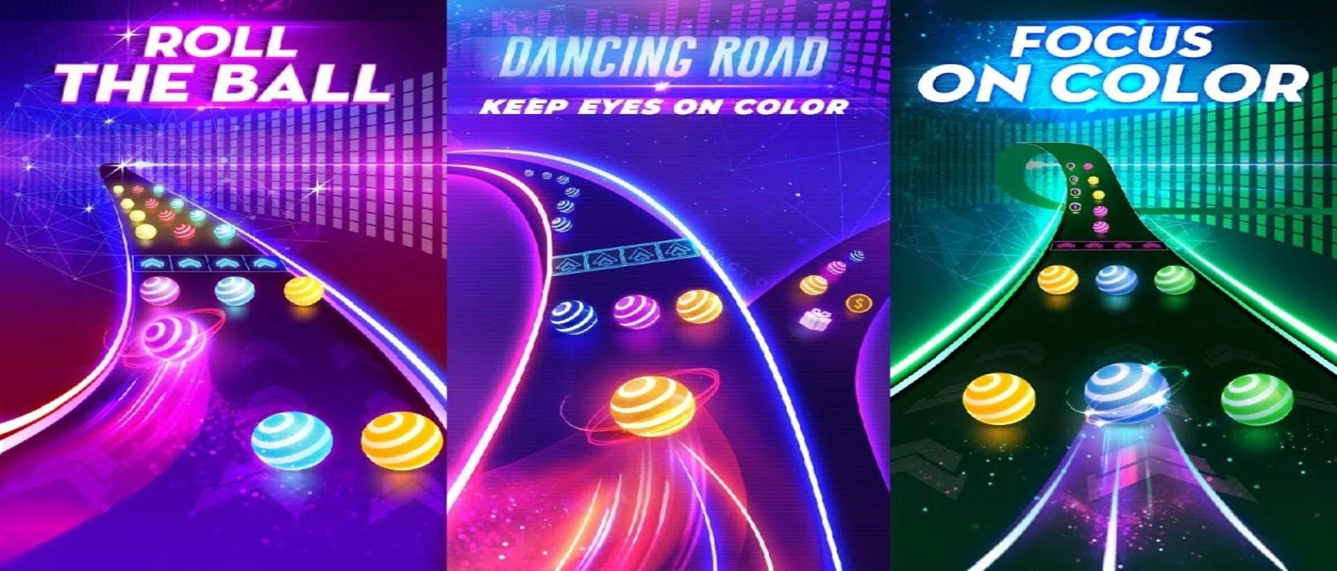#9: Dancing Road: Color Ball Run!