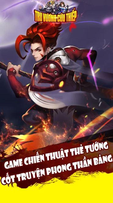 Tru Vuong Cuu Thiep - Best sword art card battle - rpg online game of 2020 4-enn