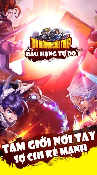 Tru Vuong Cuu Thiep - Best sword art card battle - rpg online game of 2020 5-2iy