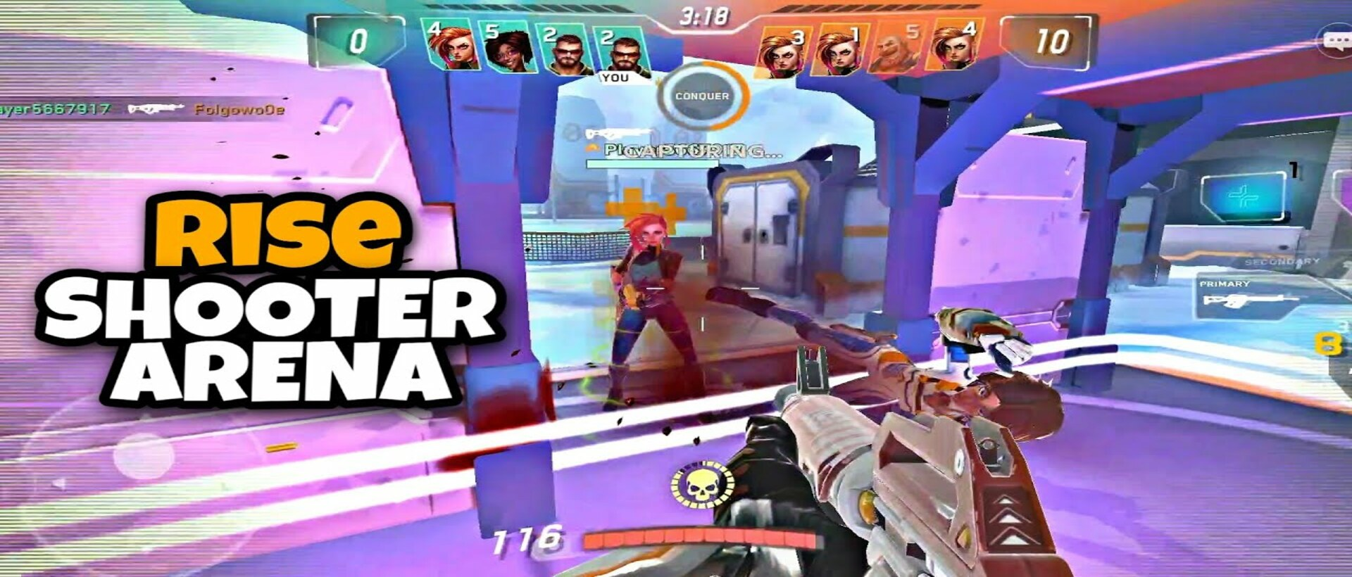 Rise: Shooter Arena