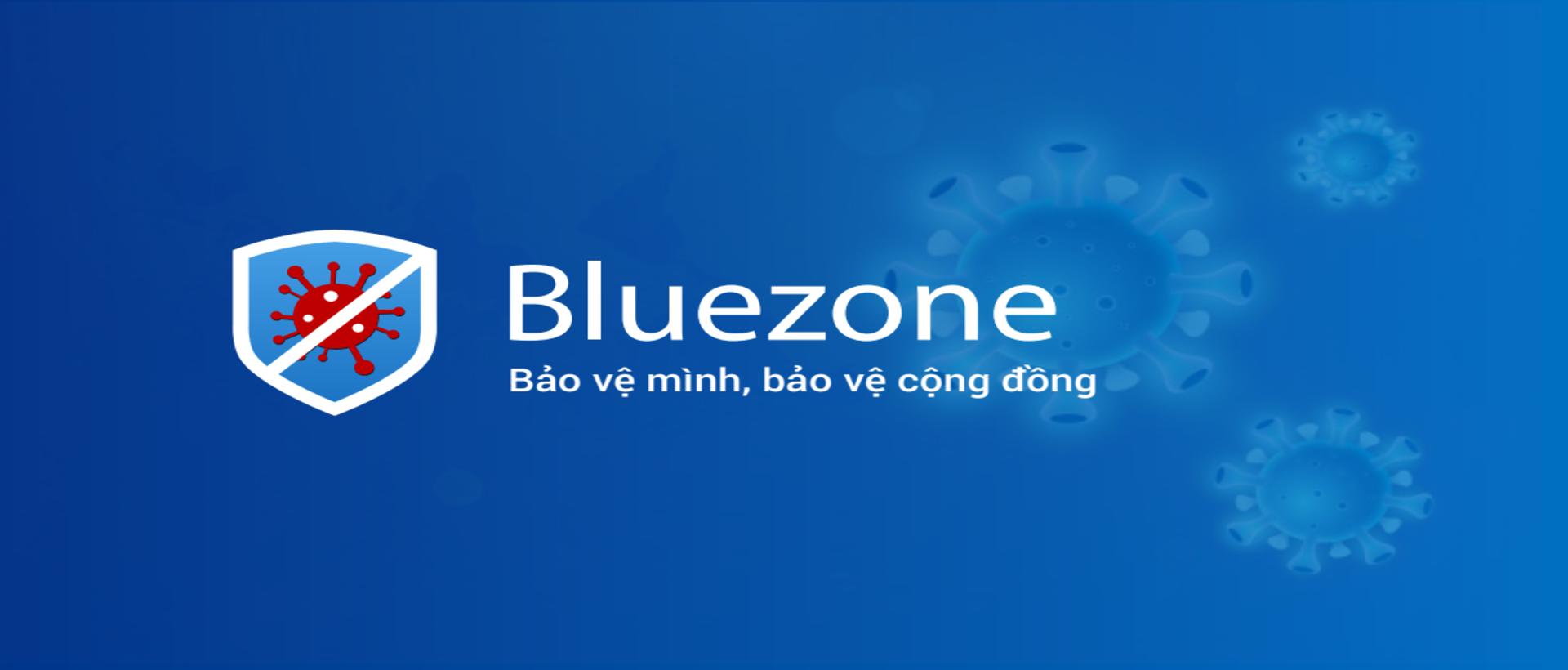 Bluezone - Khẩu trang điện tử