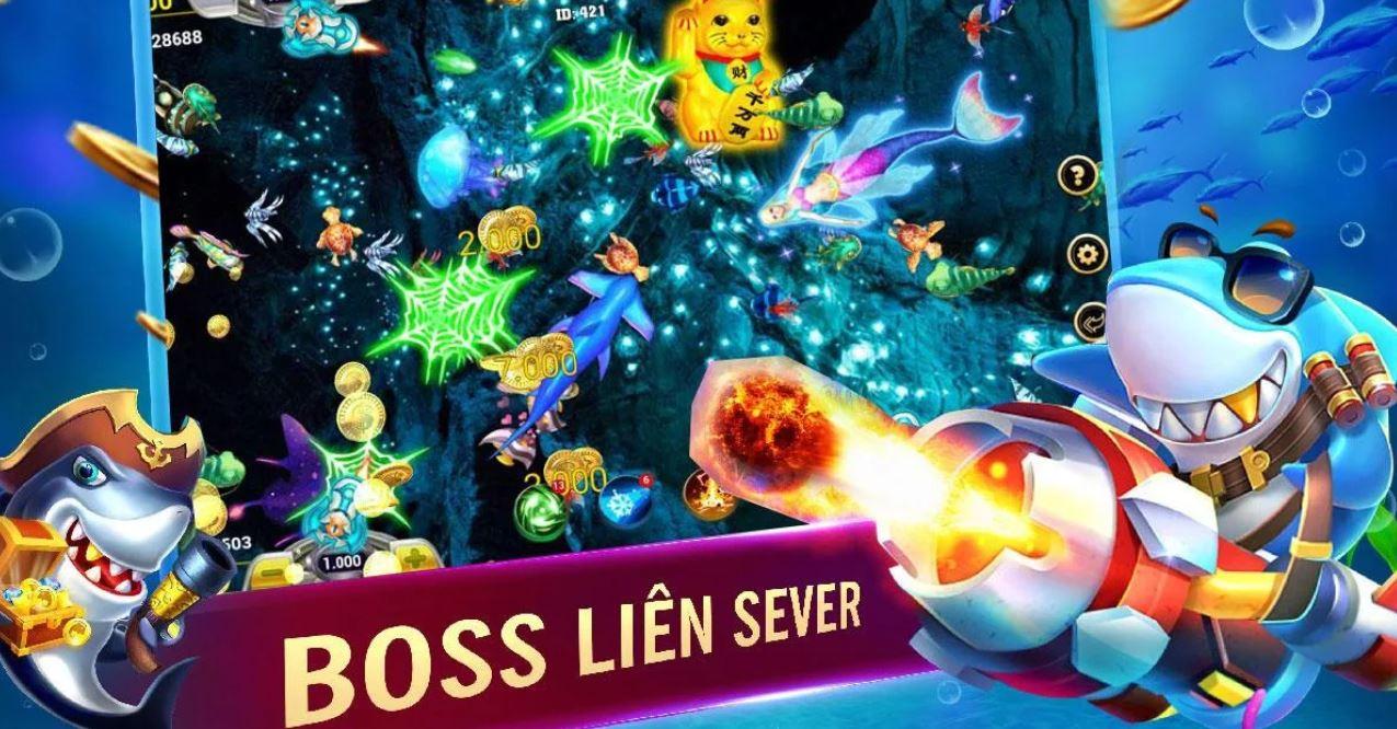 Tiên Ngư 4D là tựa game bắn cá ăn xu được đánh giá rất cao