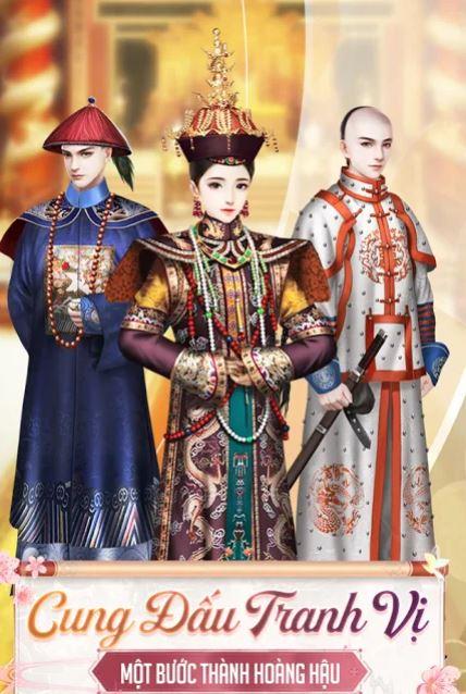 Chơi Kỳ Nữ Hoàng Cung trên PC cùng NoxPlayer Ky-nu-hoang-cung-may-tinh-3