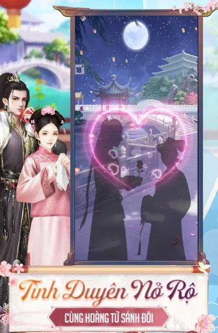 Chơi Kỳ Nữ Hoàng Cung trên PC cùng NoxPlayer Ky-nu-hoang-cung-may-tinh-icon-4