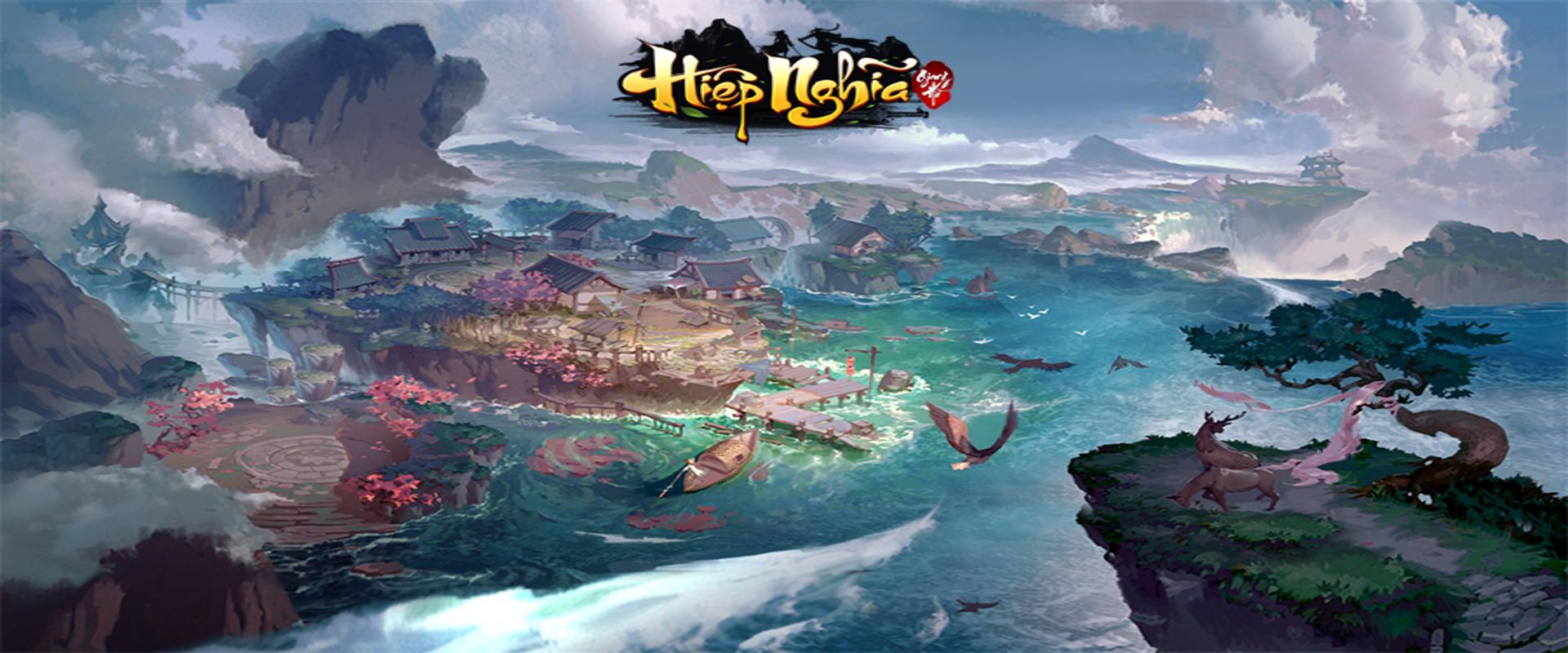Hiệp Nghĩa Giang Hồ