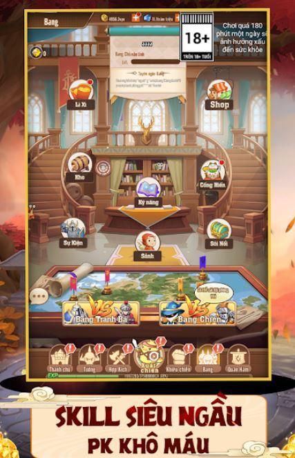 Tải và chơi Loạn Đấu Kỷ Nguyên trên máy tính cùng NoxPlayer giả lập Android Chien-hon-ky-nguyen-2