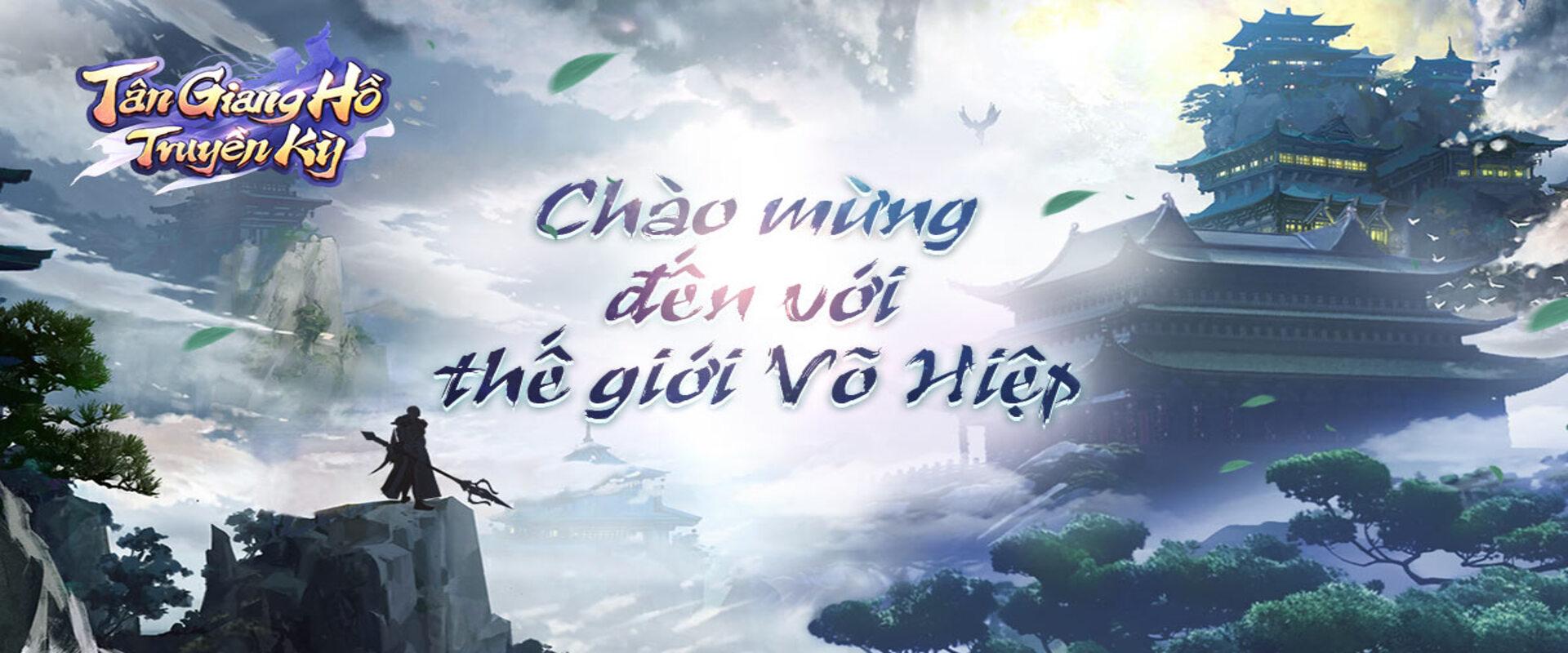 Tân Giang Hồ Truyền Kỳ