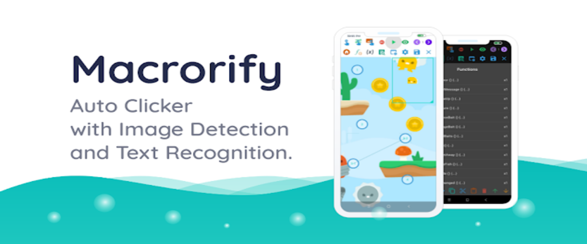 Macrorify - Auto Clicker with Image Detection